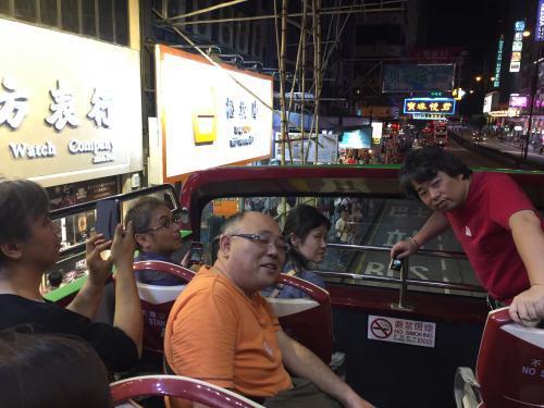 社員旅行 香港