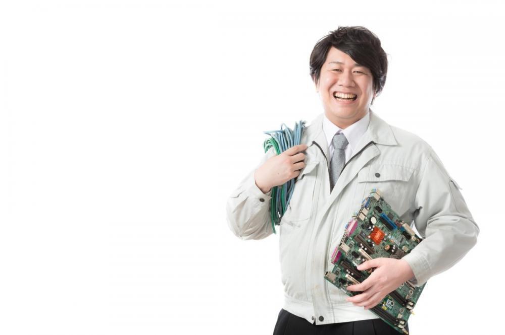 【広島勤務】電子回路設計 の求人※東証一部上場の安定企業です